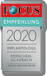 Focus Empfehlung 2019