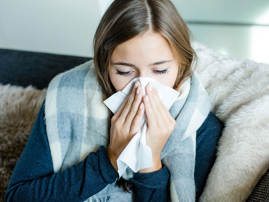 Nasennebenhöhlen: Entzündung auch zahnbedingt