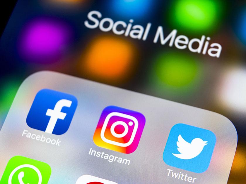Instagram, Facebook & Co: Folgen für die Zähne