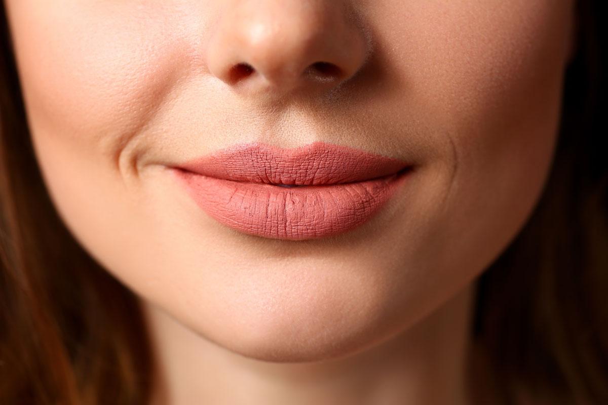 Lippen: wichtig für die Frontzähne