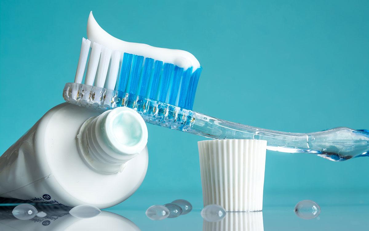 Stichwort Zahnpasta: vielfältige Inhaltsstoffe