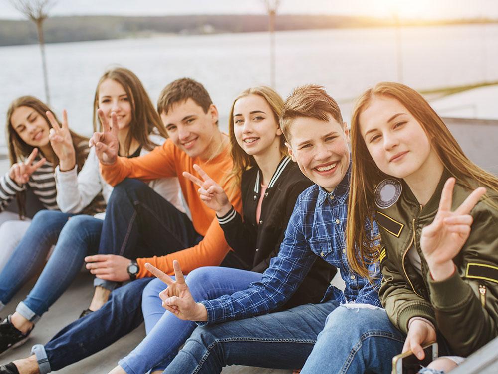 Pubertät: auch für die Zähne eine Herausforderung