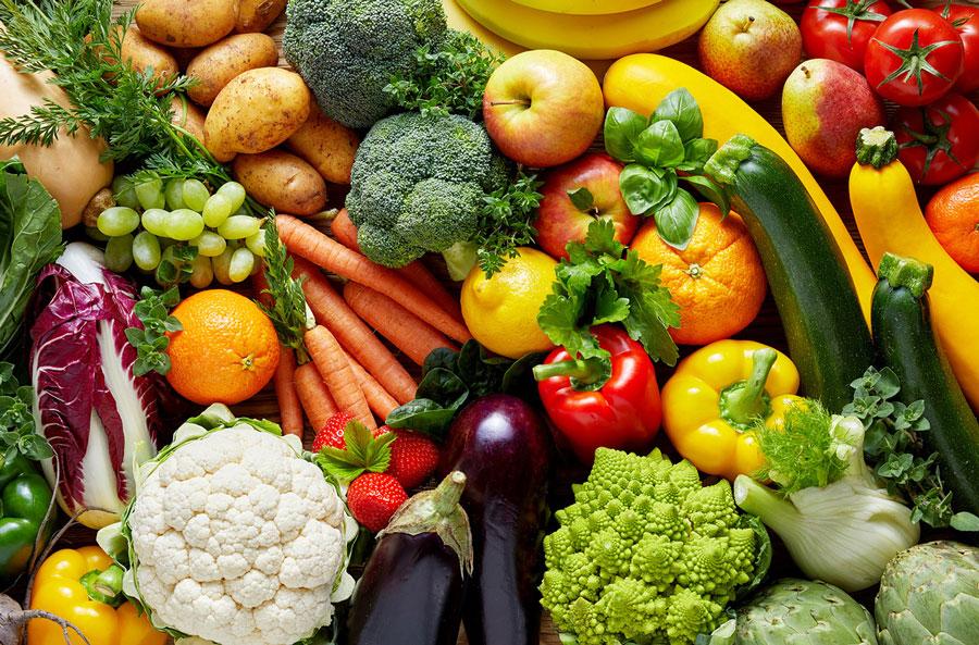 Lebensmittel: gute Auswahl für gute Mundgesundheit