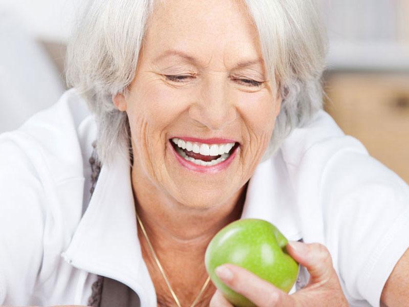 Zahnform und Funktion: Altersbedingte Veränderungen