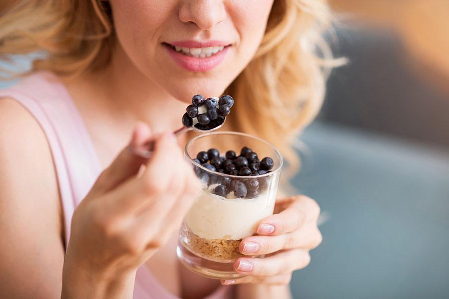 Naturheilmittel: Beeren und Zähne