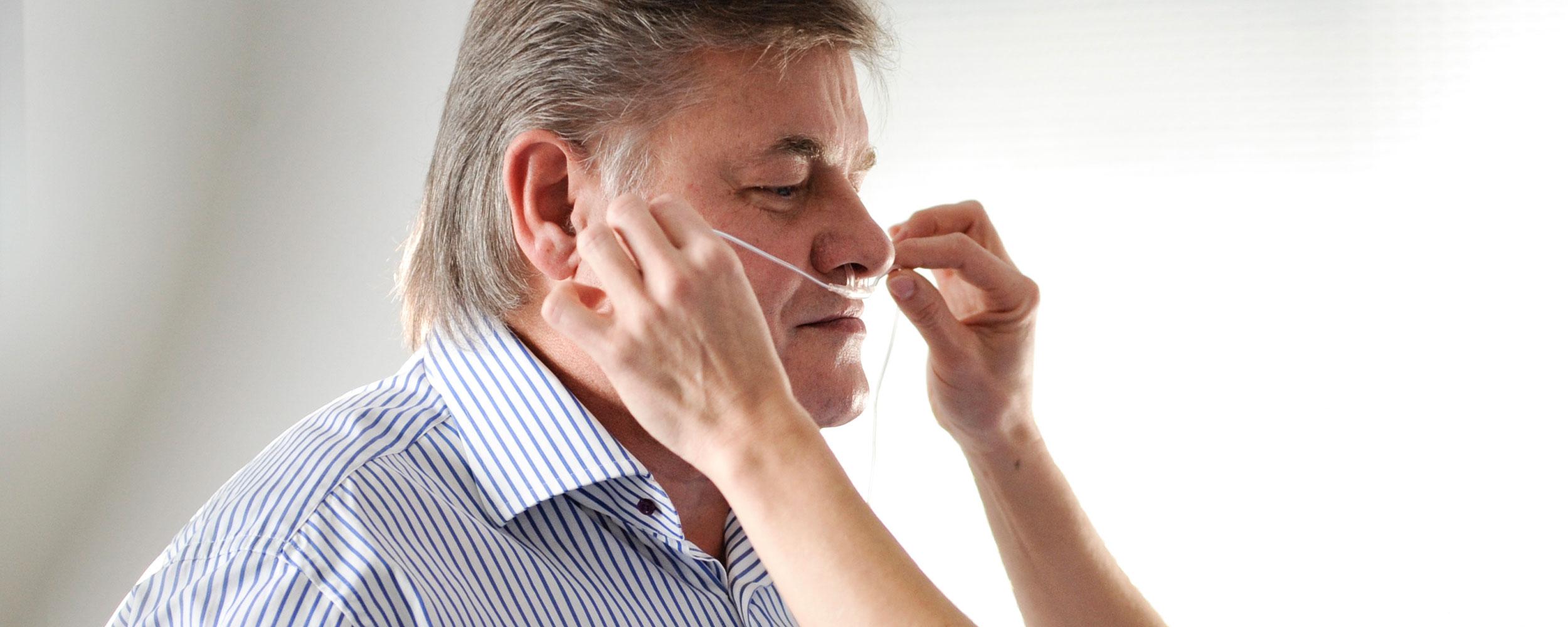 Schnarchtherapie